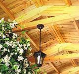 Un tetto in legno lamellare Ditta Forma