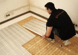 Finestre antisfondamento riscaldamento a pavimento a secco costi