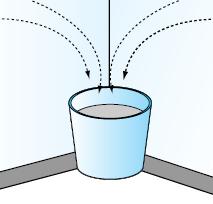 Eliminare l'umidità con la calce