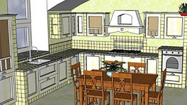 Costruire cucine in muratura sicure e durevoli - Costruire cucine in muratura ...