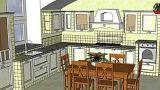 Costruire cucine in muratura sicure e durevoli