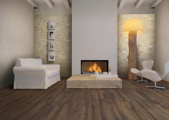 Pavimenti e rivestimenti rondine dallo stile industriale for Pietre di fiume