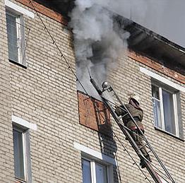 sicurezza in casa e incendi
