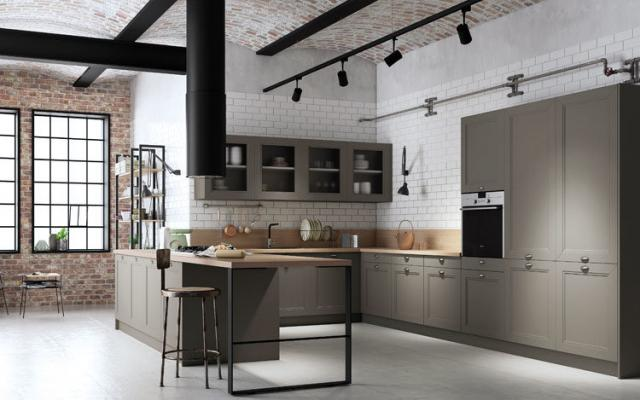 Ingrosso mobili - cucina su misura