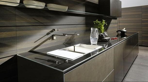Cucine: il restyling dei modelli top di gamma, Riciclantica di Valcucine