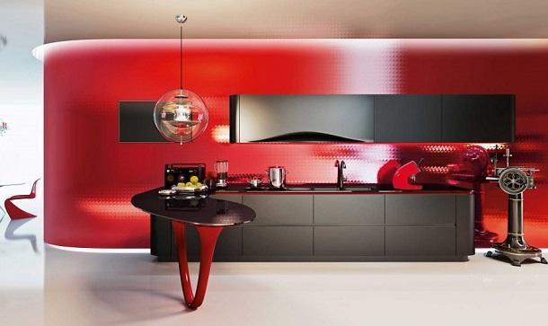 Cucine: il restyling dei modelli top di gamma, Ola 25 di Snaidero