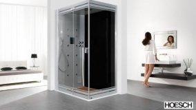 Cabina doccia multifunzione per un totale relax
