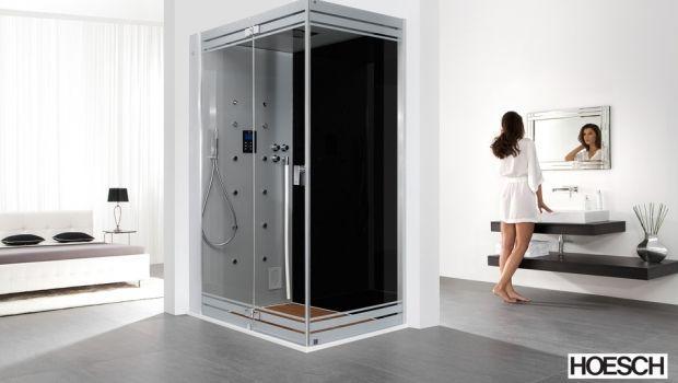 La cabina doccia multifunzione