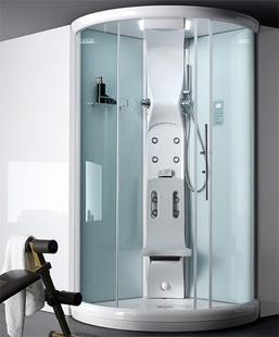 cabina doccia multifunzione