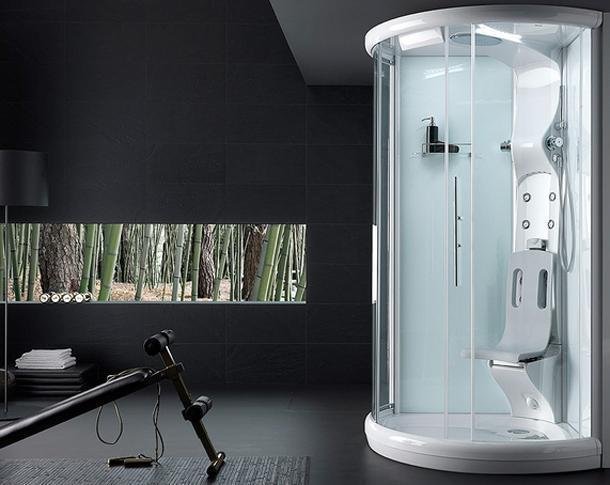 La cabina doccia multifunzione - Cabine doccia multifunzione albatros ...