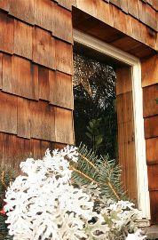 tetti in scandole di legno di Theo Ott Holzschindeln