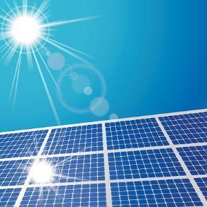 abbagliamento da pannelli fotovoltaici