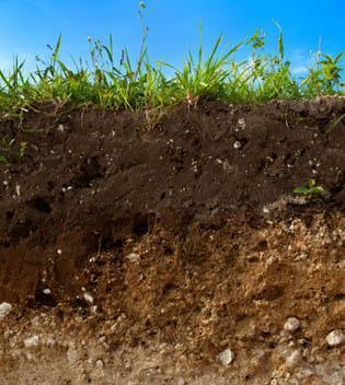 La stratigrafia del suolo elemento importante