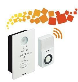 campanello wireless di BTicino