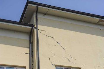 lesioni dovute a terremoto