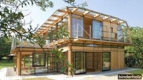 Costruire case con il legno Xlam