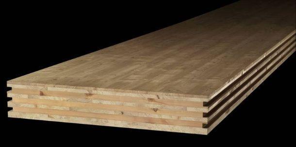 pannelli in legno xlam