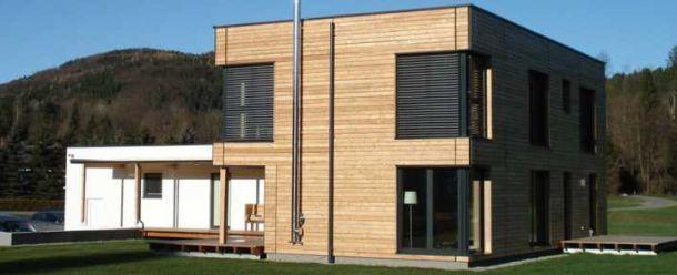 Case in legno x lam for Case legno xlam