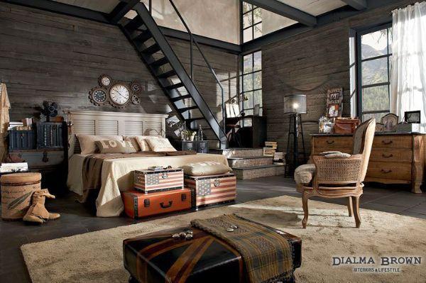 attico camera letto