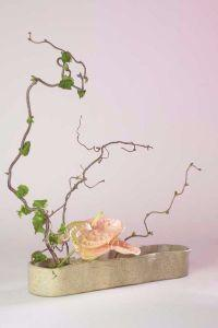 centrotavola floreale ikebana