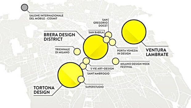 Fuorisalone 2015: alla scoperta del design nel cuore di Milano