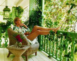 Piante in balcone