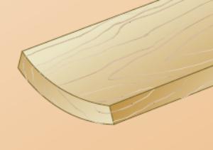 Difetti del legno imbarcamento