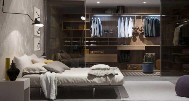 Camere da letto moderne for Stanza da letto moderna