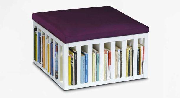 bibliopouf mobili funzionali Nobody&co.