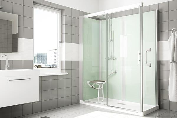 Trasformazione vasca da bagno per anziani