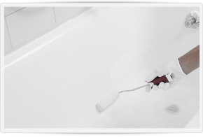 risistemare lo smalto della vasca da bagno