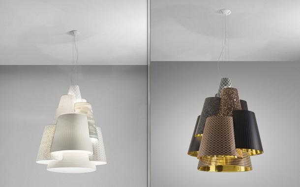 Anteprime Euroluce 2015: Axo Light, Melting Pot