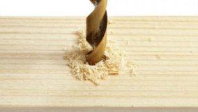 Attrezzi per la foratura del legno