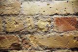 Per la buona conservazione di una muratura, la manutenzione dei giunti di malta è fondamentale.