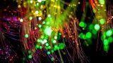 Pavimenti luminosi con fibre ottiche