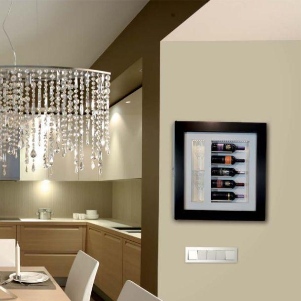 wall art quadro vino Expo Srl