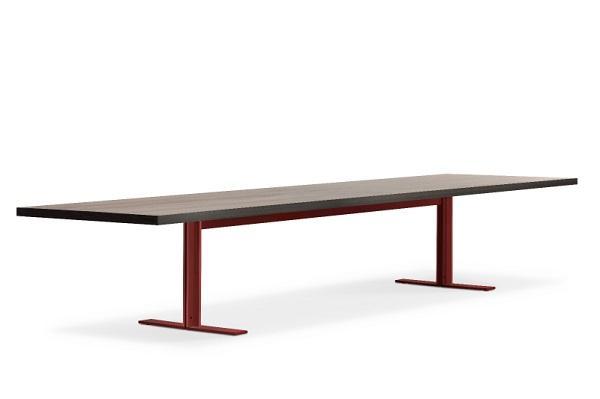 Tavolo fisso e tavolo allungabile: Lema, Memo
