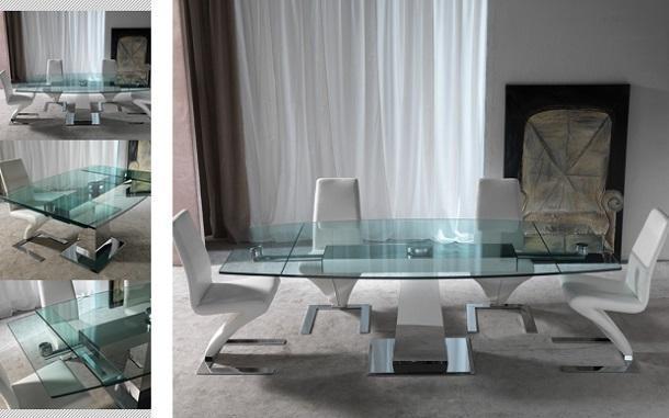 Tavolo fisso e tavolo allungabile: La Seggiola, Enterprise