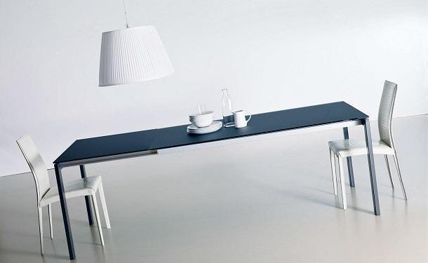 Tavolo fisso e tavolo allungabile: Bontempi, Keyo