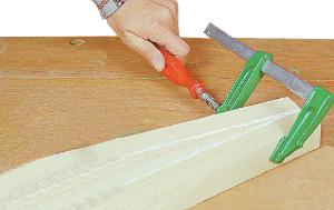 Colla vinilica per il legno