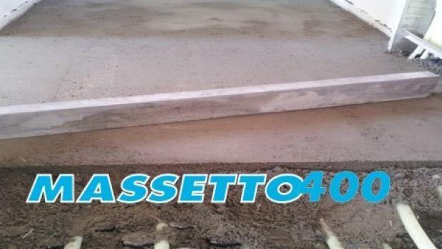 La nuova tecnologia del massetto termico a pavimento