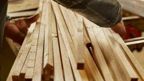 Unire il legno con incastri