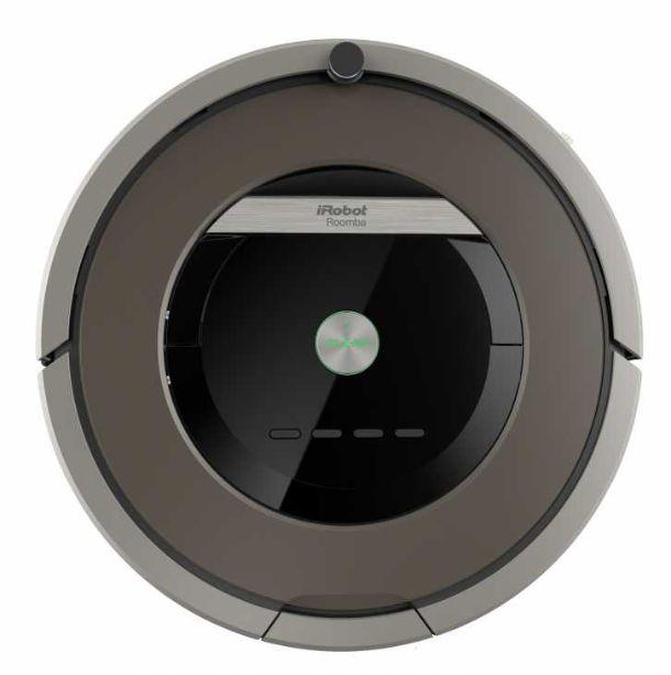 aspirapolvere robot Roomba i Robot Italia