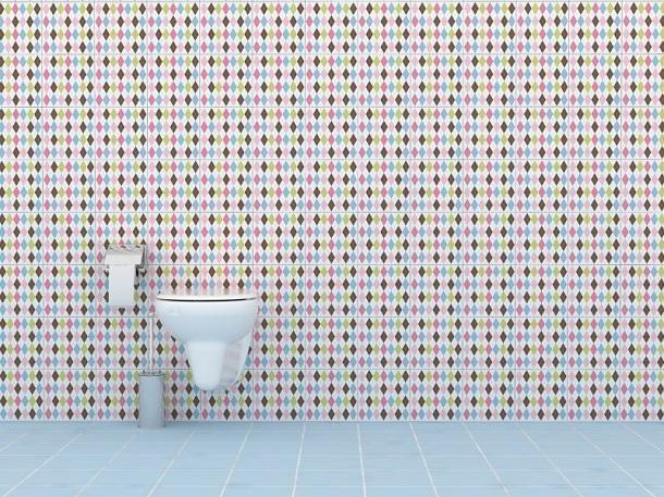 rivestimenti adesivi per piastrelle e pavimenti di TILESKIN®