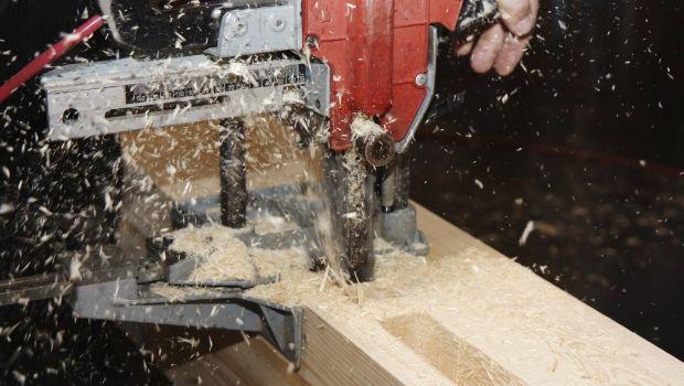 Fresatrice per il legno