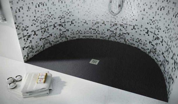 piatto doccia irregolare 70x : piatto doccia personalizzabile Elax di Fiora