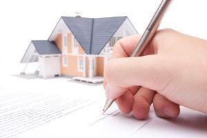 Sottoscrizione di un contratto di affitto