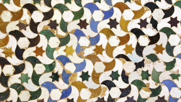 Piastrelle stile marocco: pavimento: design contemporaneo con