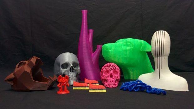 Complementi di arredo personalizzati con la stampa 3D