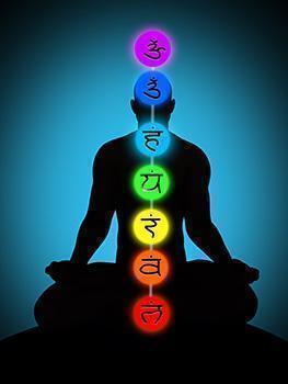 Nella cromoterapia, il rapporto tra chakra e colori è molto importante.